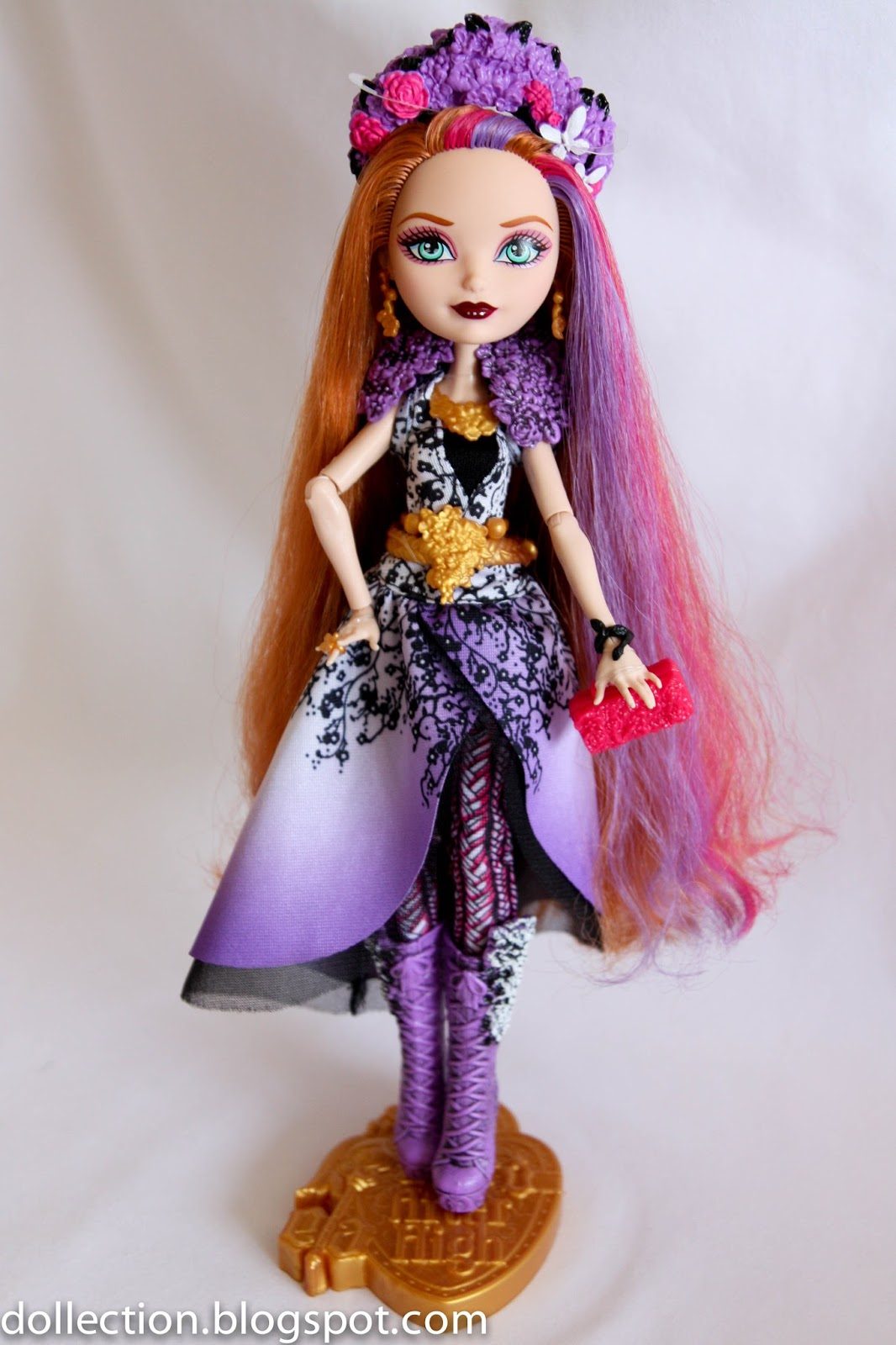 Review 16 Ever After High Holly O Hair Spring Unsprung