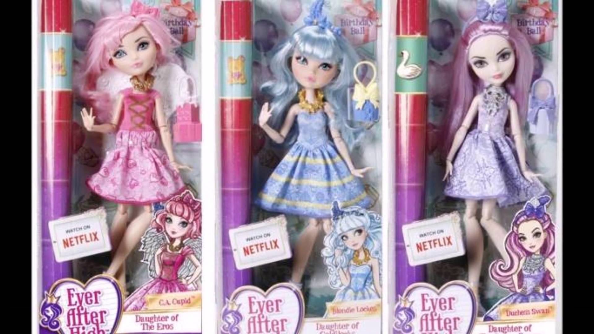 Review 44 Ever After High Birthday Ball Rosabella Beauty Doll